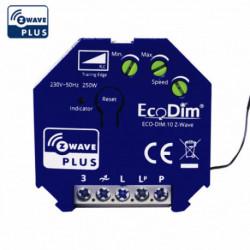 ECODIM - Smart LED dimmer module Z-Wave 250W