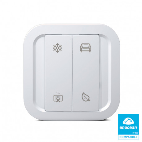 NODON - EnOcean wall switch for heating module
