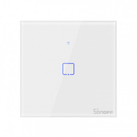 SONOFF - WIFI smart switch with neutral - 1 load