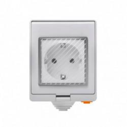 SONOFF - Smart Wi-Fi waterproof outdoor socket