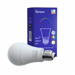 SONOFF - WIFI RGB Smart Bulb Format E27