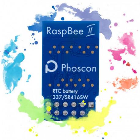 PHOSCON - Raspberry Pi Zigbee RaspBee II Universal Gateway