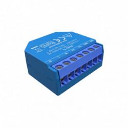 SHELLY - Micromodule commutateur intelligent sans neutre Wi-Fi Shelly 1L