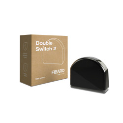 FIBARO - Micromodule commutateur double Z-Wave+ FGS-223